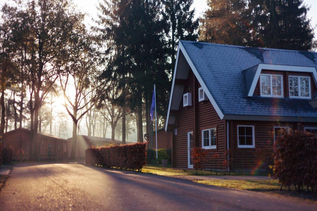 Roof Design In Bixby